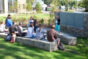 Outdoor classroom_Towers Golde